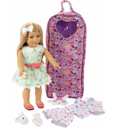 Easter Gift Guide Playtime with Eimmie doll