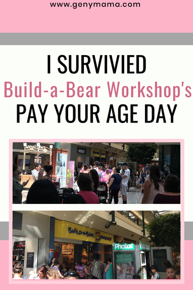 Build a Bear Workshop's First Ever Pay Your Age Day Met with Long Lines and Store Closures