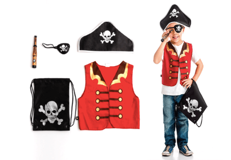 Easter Gift Guide Pirate Dress Up Set