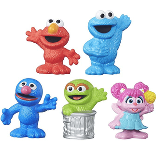 Easter Gift Guide Sesame Street Figurines