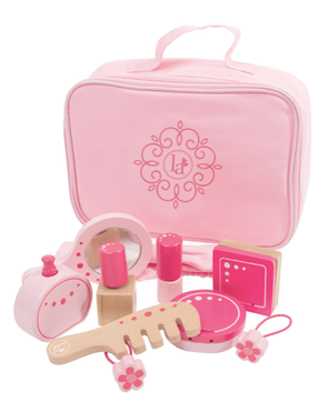 Easter Gift Guide Wooden Hair Salon Toy Set