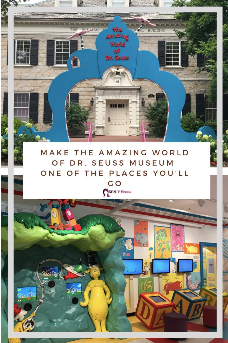 Make the Amazing World of Dr. Seuss One of the Places You'll Go