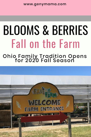 Blooms and Berries Fall on the Farm Review
