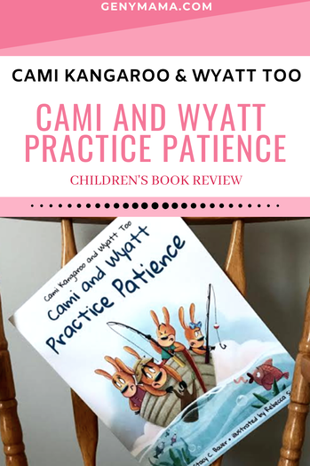 Cami and Wyatt Practice Patience