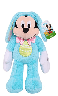 Easter Gift Guide Mickey Plush