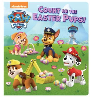 Easter Gift Guide Paw Patrol