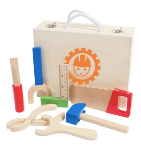 Easter Gift Guide Wooden Handyman Toy Set