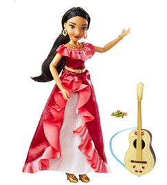 Elena of Avalor Singing Doll