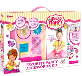 Fancy Nancy Activity Kit