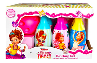 Fancy Nancy Bowling Set