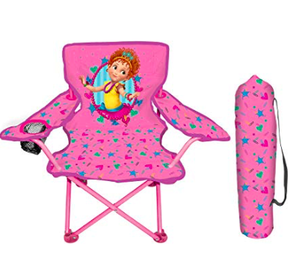 Fancy Nancy Folding Chair