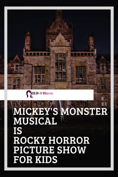 Mickey's Monster Musical Celebrates Rocky Horror Picture Show's 40th Anniversary