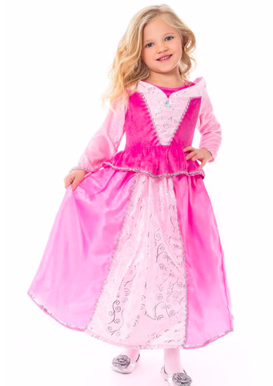 Little Adventures Sleeping Beauty Dress Up Costume