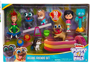 Puppy Dog Pals Figure Set