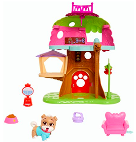Puppy Dog Pals Keia Treehouse Playset