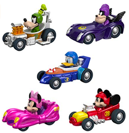 Mickey and the Roadster Racers Hot Rods
