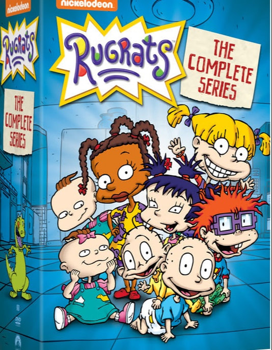 Rugrats to Celebrate 30th Anniversary with Release of Rugrats:The Complete Series DVD Collection