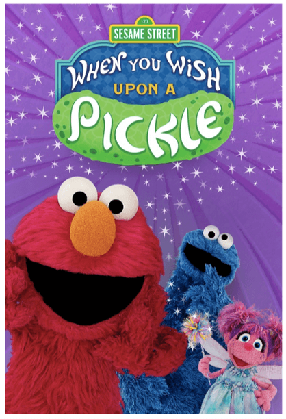 Sesame Street When You Wish Upon a Pickle Available on Digital June 2nd