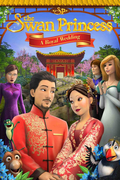 The Swan Princess: A Royal Wedding available on digital now