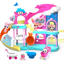 TOTS Headquarters Playset