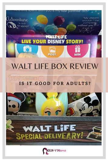 Walt Life Box Review Is it Good for Adults?