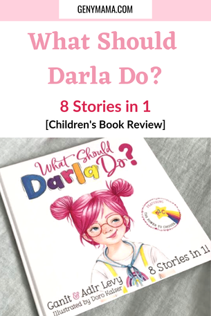 What Should Darla Do Children's Book Review