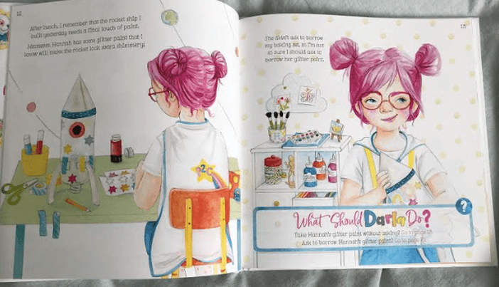What Should Darla Do? Children's Book Review