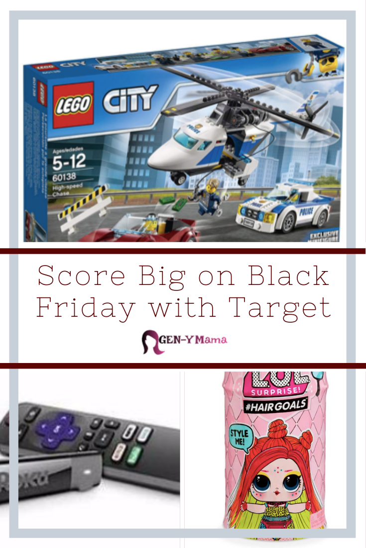 Score Big on Black Friday with Target