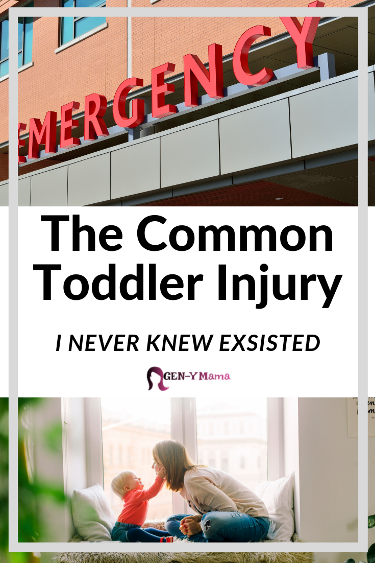 Nurse Maid's Elbow the Common Toddler Injury