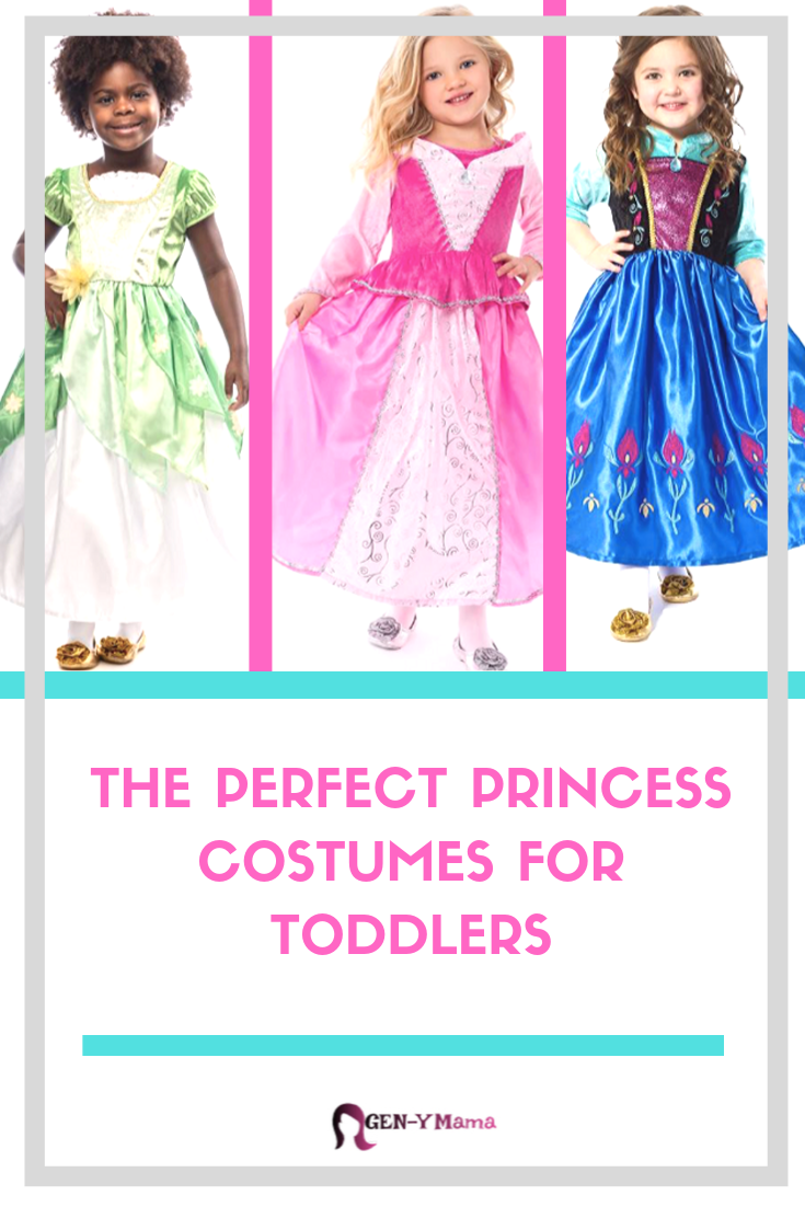 The Perfect Princess Costumes for Toddlers Pinterest